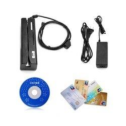 Dispositivo de lectura y escritura de tarjetas todo en uno/CCS-803/ampliamente utilizado en el sistema bancario, sistema fisal, Sistema de Gestión de Seguridad