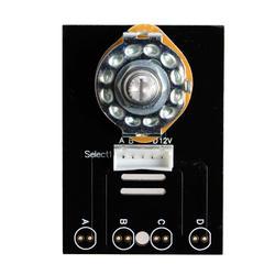 JINSHENGDA аудио вход селектор сигнала реле доска/сигнал коммутации усилитель доска + RCA