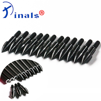 Carbon Arrows Tips Field Points Arrow Head 75 grain or 100 grain for ID 6.2mm OD 7.6mm Shafts Bow Archery Hunting Accessories 1