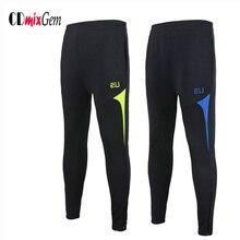 Men Soccer Football Training Pants Sport Running Trouser Jogging Clothing