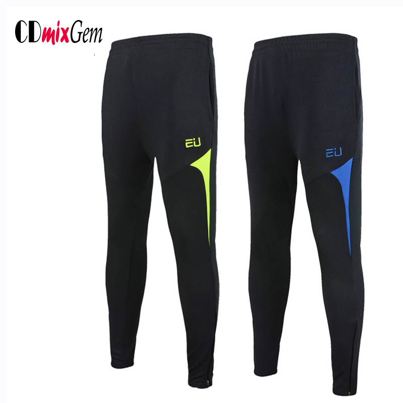 Men Soccer Football Training Pants font b Sport b font Running Trouser Jogging font b Clothing