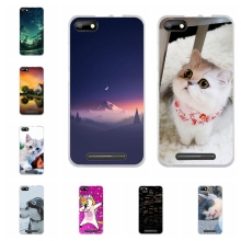 For BQ S 5020 Strike Case Soft TPU For BQ Strike BQS-5020 BQS 5020 BQS5020 Cover Cute Animal Patterned For BQ Strike 5020 Funda купить недорого в Москве