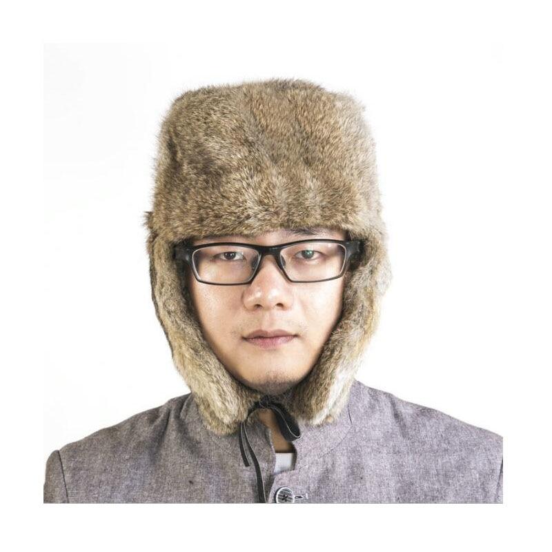 Compra winter hat old men y disfruta del envío gratuito en AliExpress.com 745d7cd176d