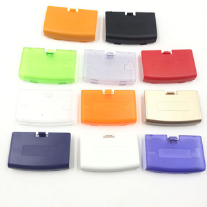 For Game Boy Advance Replacement Battery Cover Lid Door For GBA