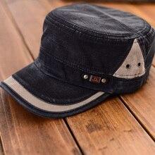 1 шт.,, корейские мужские и женские шапки, соединенные вместе, старые военные шапки, Осень-зима, плоская кепка, бренд Snapback, 6 цветов, 8142