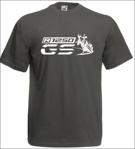 Image 3 - T Shirt manches courtes col rond homme, en coton, pour Fans de motocyclette, R 1250 Gs, imprimé, tendance 2019