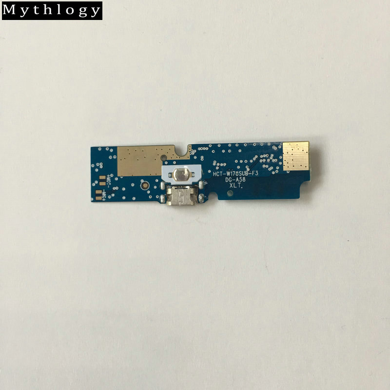Mythology For Doogee X20L USB Board Flex Cable Dock Connector 5.0 Inch MTK6580A Quad Core Mobile Phone Charger Circuits