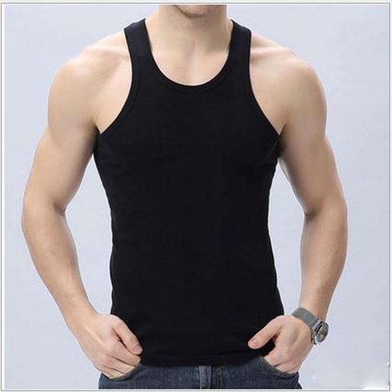 slimming tank top mens)