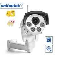 En plein air Sans Fil 3G 4G Carte SIM Caméra CCTV 960 P 1080 P P2P CamHi 25FPS En Temps Réel Moniteur Max 128G Micro SD Carte De Stockage