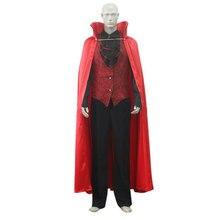 Caliente Devil Elite Cosplay Devil kostum halloween navidad del partido de rol para el adulto muchacho de hombre de lujo traje por encargo