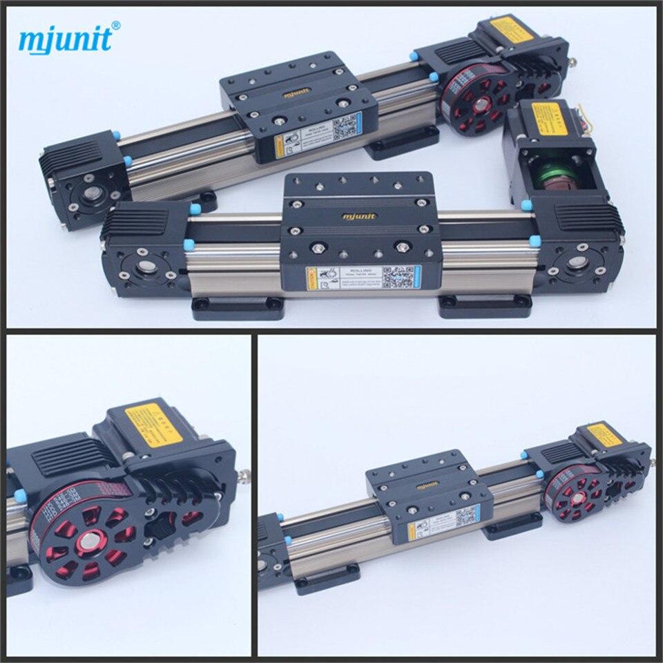 high quality Linear Shaft Support Rail Aluminum Alloy Motion U shape bearing Slide Unit Guide linear shaft rail high precision guideway linear rail unit