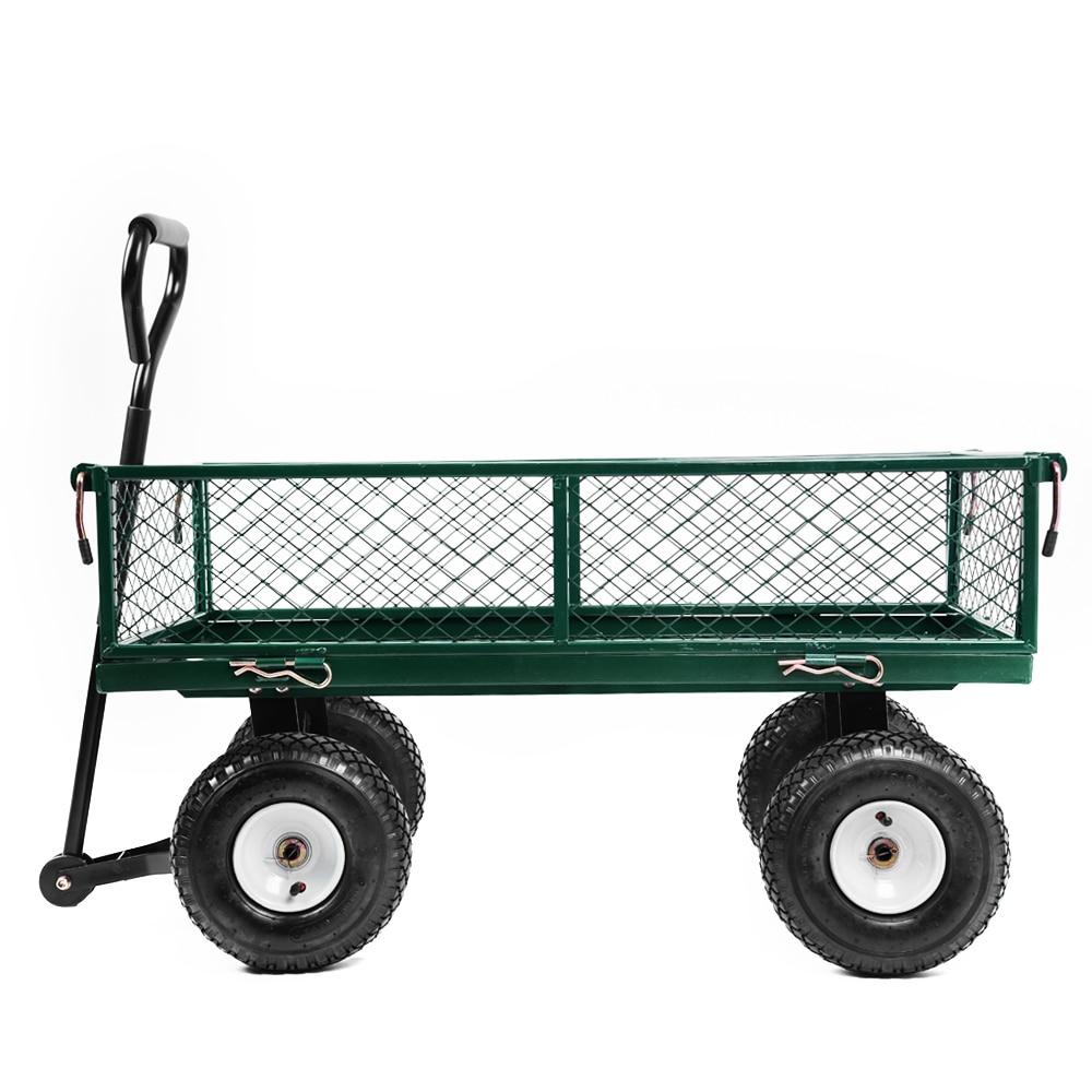 Heavy Duty Large Garden Trolley