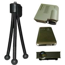 Mini Digital Camera Tripod holder bracket mount for DLP Mini Led Home Projector Unic UC28 UC46 UC50 UC40 UC30 Tripod Stand