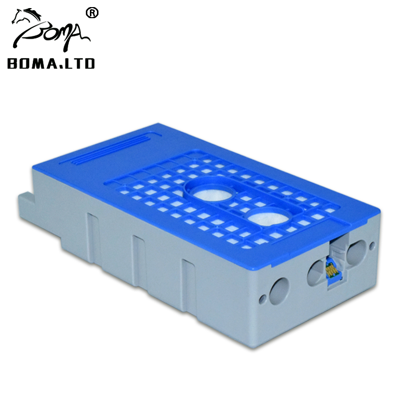 1 PC Waste ink Tank For <font><b>EPSON</b></font> Surecolor T6891 <font><b>S30670</b></font> S70680 S50670 S70670 S30680 S50680 Printer Maintenance Tank Box image
