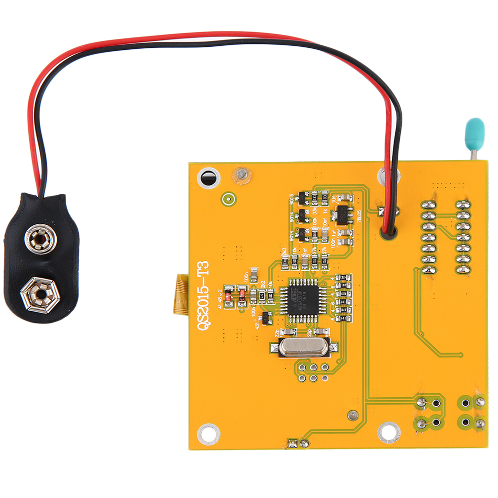 Lcr T4 Graphical Transistor Tester Resistance Inductance Capacitance In Circuit For Scr Diodes And Transistors Avidlove Sexy Open Babydoll Lingerie Erotic Hot Sex Costume Floral Lace Short Mini Sleepwear Nightwear Exotic