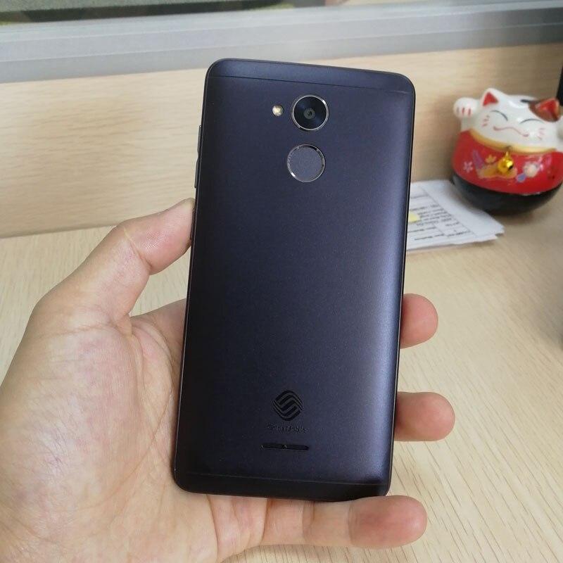 2018 ChinaMobile A3S Android 7.0 8.0MP Posteriore Snapdragon CPU 5.2 pollici 2 GB Ram 16 GB Rom ID Impronte Digitali 4G FDD-720 P Smartphone