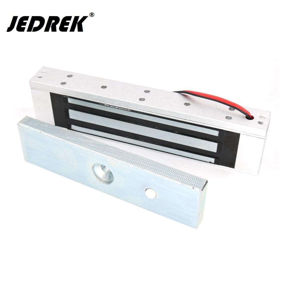 180kg 400lbs 12V electric magnetic door lock for access control raykube u bracket for 180kg electric magnetic lock install glass door r 180u