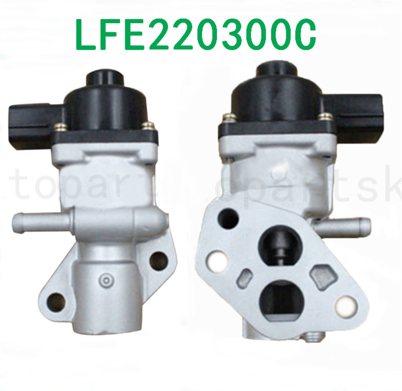 OEM LFE220300A Fuel Injection Idle Air Control Valve For Mazda 2 MX-5 2006-2014