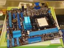 90% for new Free shipping PC computer motherboards for ASUS M4A88T-M LE 880G AM3 motherboard supports Ultra 780 640 955 1055T