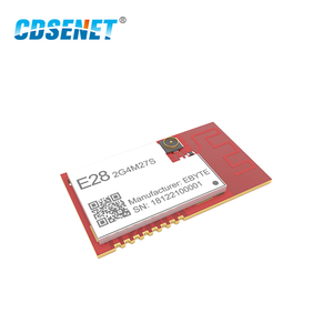Image 3 - SX1280 500mW لورا BLE وحدة 2.4 GHz E28 2G4M27S الإرسال والاستقبال اللاسلكية SPI طويلة المدى 2.4 ghz BLE rf الارسال 2.4 GHz استقبال