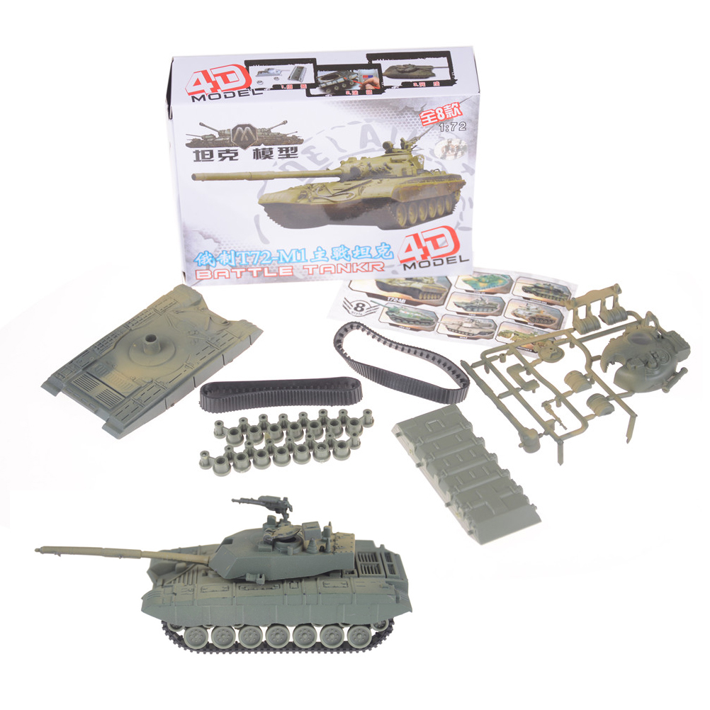 Rotated Gifts Army Children Kids Educational Tank Toy War