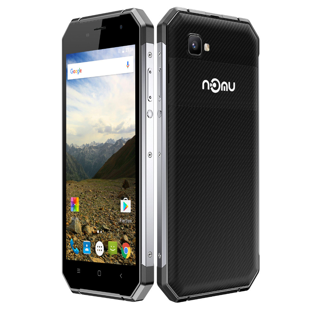 Original IP68 Impermeable Nomu S30 4G Smartphone Android 6.0 MTK6755 TLE Octa Co