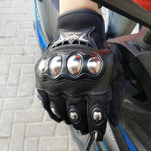 Full finger motorcycle gloves security protective Sweat absorb motocross dirbike DH racing gloves men women moto gloves