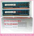 100% nuevo y oem 8 GB (1x8 GB) Dual Rank x8 PC3-12800E (DDR3-1600) sin memoria intermedia Kit de Memoria CAS-11 pn 669324-B21 para partes del servidor