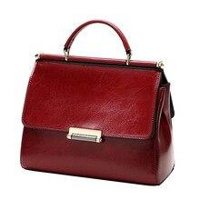 MZORANGE Women Fashion Genuine Leather Handbags Designer High Quality Cow Small Crossbody Bag Female Shopping Tote