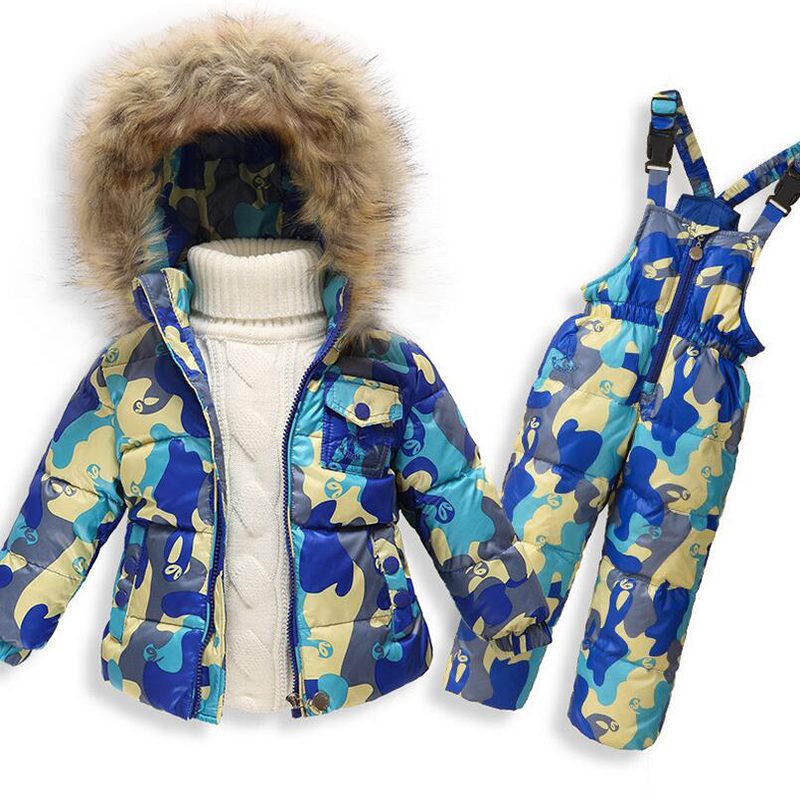 Hot Sale Kids Clothes Baby Boys Girls Winter Down Coat ...