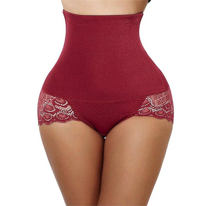 81a0dedc3cfb6 New Fashion Women High Waist Briefs Underwear Shapewear Panty Body Shaper  Control Slim ...