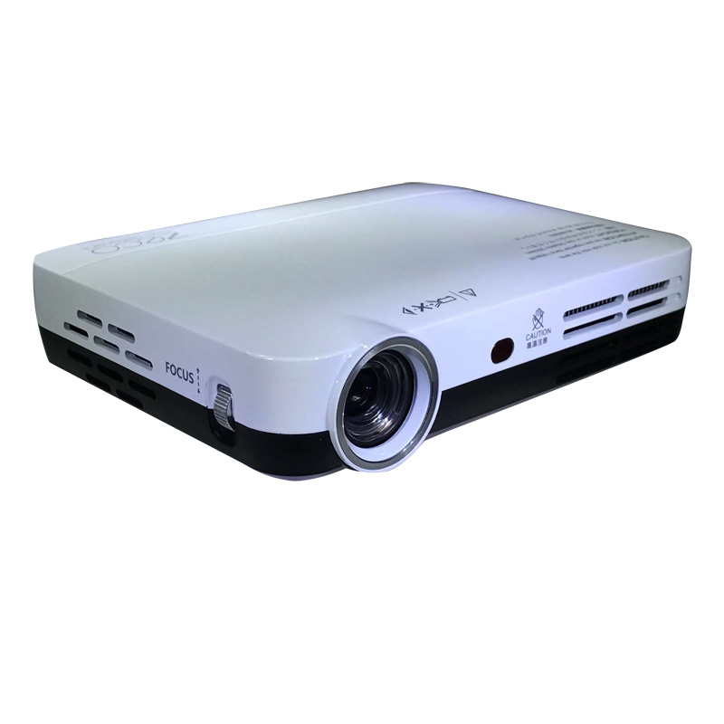 Mini Full HD 1080P WIFI Portable DLP 1280*800 Home Projector Built-in Android 4.2 Support HDMI/AV/VGA