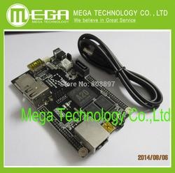 1 piezas PC Cubieboard Placa de A20 Dual-core Placa de desarrollo Cubieboard2 Dualcard versión CB2-2CARD (con 2 ranura para tarjeta TF)
