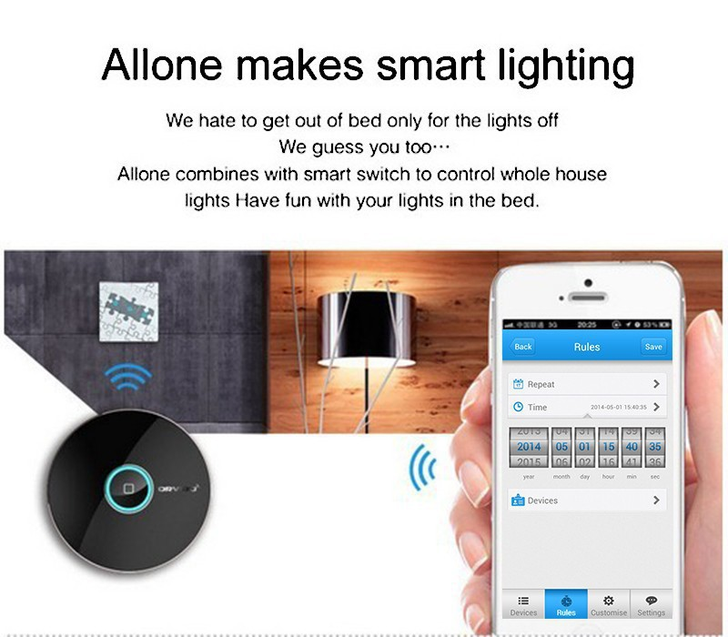 Smart Control and Switch