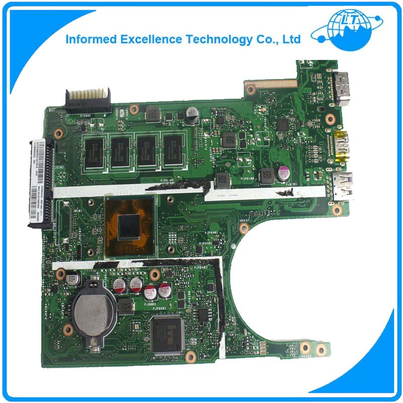 ФОТО Free shipping Original laptop Laptop motherboard FOR ASUS X200MA mainboard With N2830CPU Integrated fully test