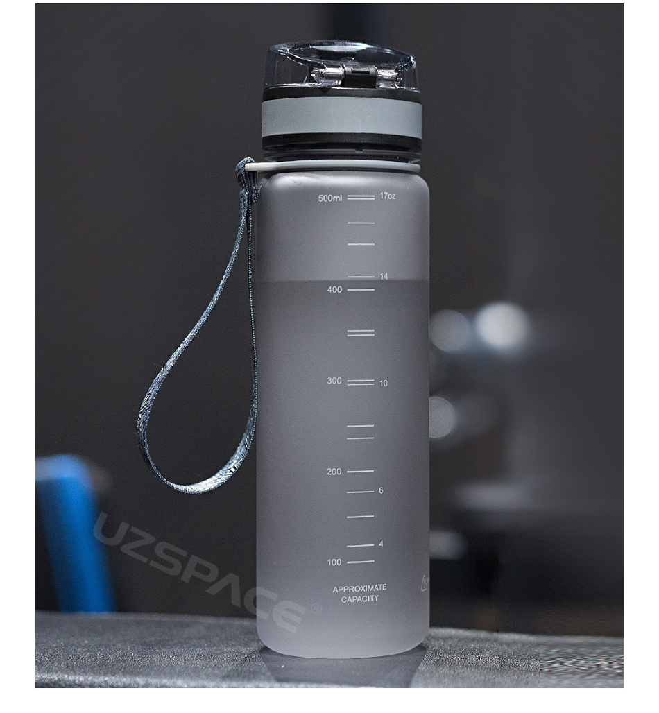 Explosion Sports Water Bottles 500/650ML 1L Protein Shaker 65