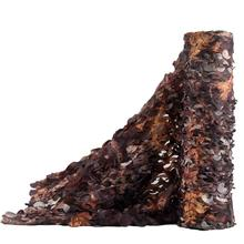 Sniper Camo Netting Camouflage Net Blinds Ghillie Suits Great for Sun Shelter Military Tactical Clothing  Shooting Hunting comfortable military adults woodland camouflage hunting 3d leaf ghillie suits military camo covering netting jungle suits