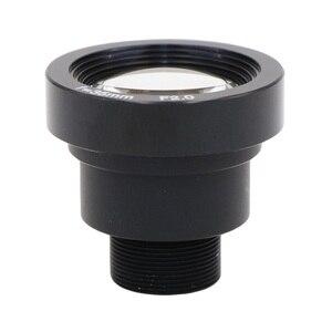 Image 1 - Lente de 35mm de 2,0 megapíxeles 7,2 grado MTV M12 x 0,5 con lente infrarroja de visión nocturna para cámara de seguridad cctv