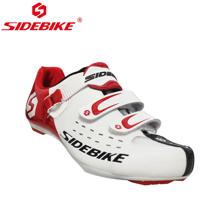 SIDEBIKE Athletic Road Bike Racing Shoes Men Women Sports Road Bike Cycling Shoes Nylon TPU Soles Shoes free shipping breathable athletic cycling shoes road bike bicycle shoes nylon tpu soles for road racing mtb eur35 39 us3 5 7
