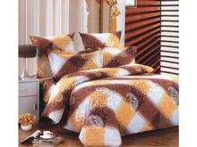 Комплект постельного белья двуспальный-евро СайлиД, A, с узором