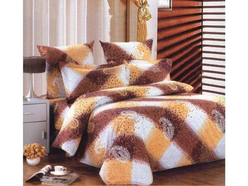 Bedding Set double-euro СайлиД, A, with pattern sexy stripe pattern bikini set with knot in blue