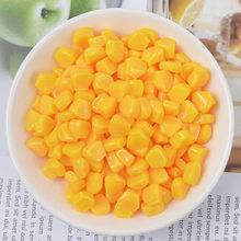 Addition Slime Supplies Accessories Corn Kernels Mold Decoration for Charm Lizun Slime Filler Slime Kids Toys Decoration Gift E(China)