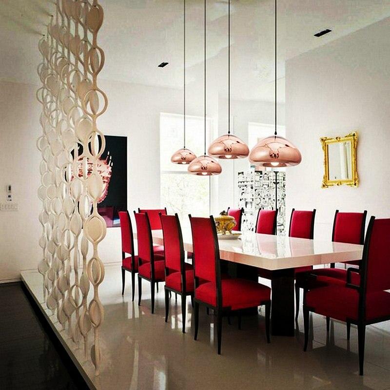 Nordic Hause Moderne Kupfer Nichtig Esszimmer Bett Zimmer Licht Indoor  Dekoration Beleuchtung Mit Led Lampen Freies Verschiffen In Nordic.