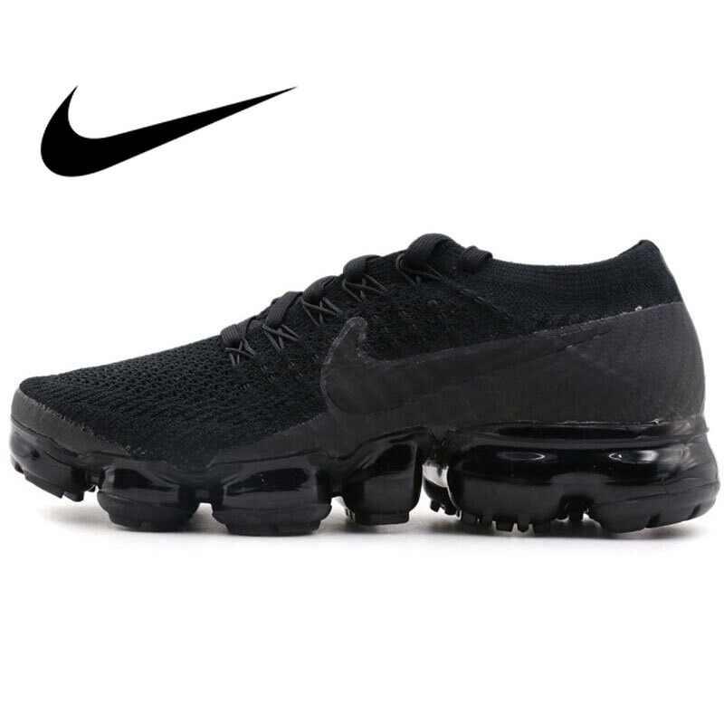 0b686c6ba02a Original 2018 NIKE AIR VAPORMAX FLYKNIT Women s Running Shoes Breathable  Cushioning Jogging Sports Durable Sneakers 849557
