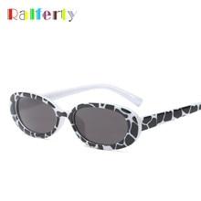 30850c0cba1bc5 Ralferty 2018 Petit Ovale lunettes de Soleil Femmes Designer Lunettes de  Soleil UV400 Lunettes Plage Lunettes