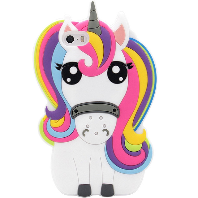 brixini.com - Ice Cream, Kitty, Unicorn & Pineapple Cases For iPhone