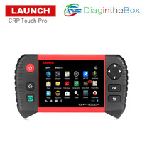 Launch CRP TOUCH PRO auto full system diagnostic scanner 5 inches multimeter digital wifi bluetooth with EPB/DPF/TPMS/Service