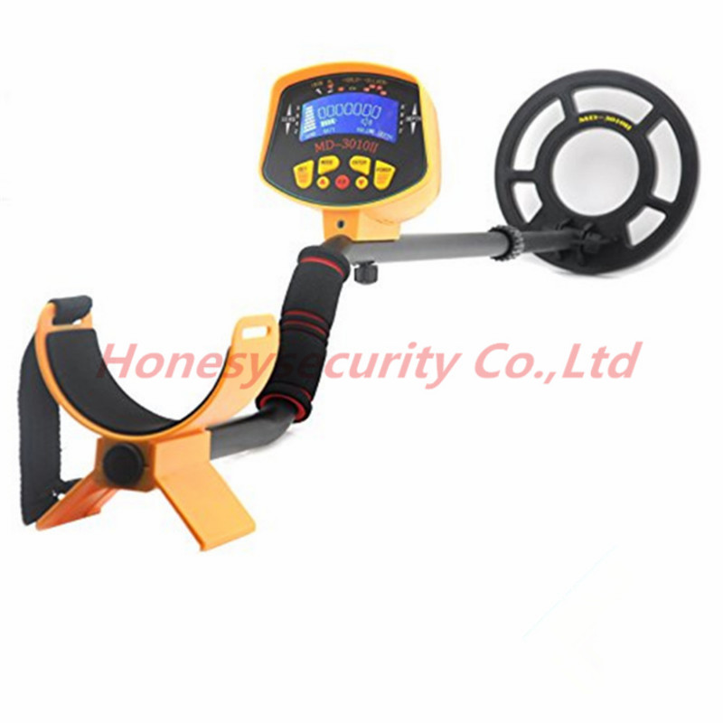 MD3010II Underground Metal Detector,MD-3010II Ground Metal Detector, Gold detector, Nugget detector,Free Shipping fast shipping underground metal detector for gold coins md 3500 md3500
