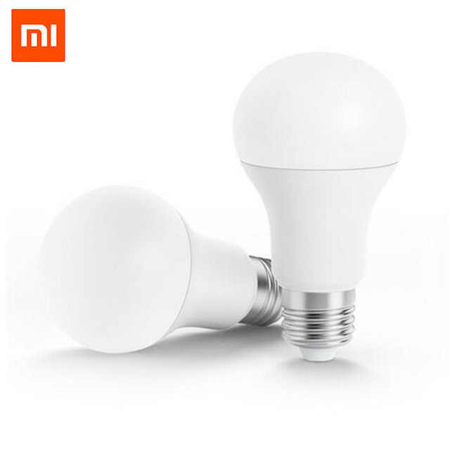 Xiaomi PHILIPS 3 W 8 W 10 W E27 Lamp 220-240 V 250LM 1000LM 2700-6500 K lamp energiebesparende LED Bal warm wit licht non-smart
