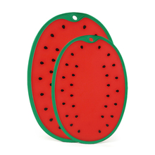 Cute watermelon style chopping board thick kitchen tool free shipping